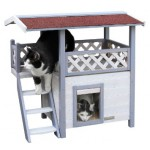 Niche pour chat lodge Ontario KERBL