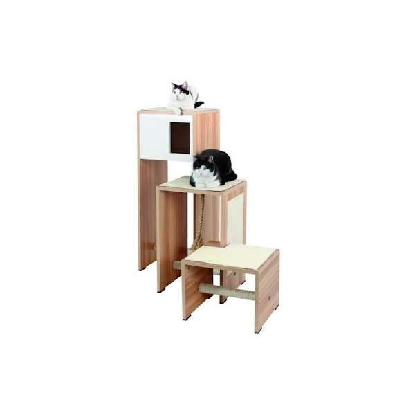 arbre à chat meuble design - pet elevage - Reproduction Meubles Design