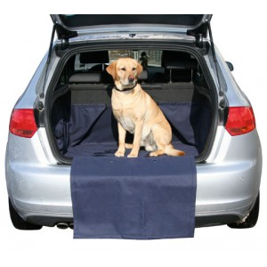 couverture protection coffre de voiture chien. Black Bedroom Furniture Sets. Home Design Ideas