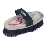 Brosse douce cheval